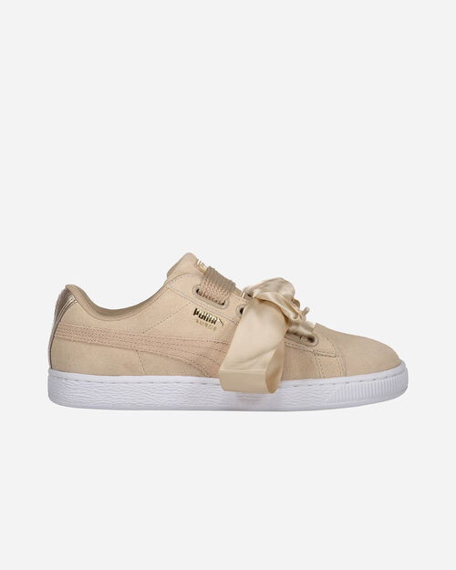 Scarpe sneakers PUMA HEART METALLIC SAFARI W