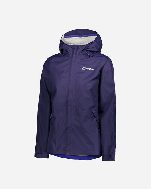 Giacca outdoor BERGHAUS DELUGE VENTED SHELL W