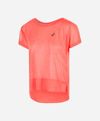 T-SHIRT donna ASICS CROP TOP W