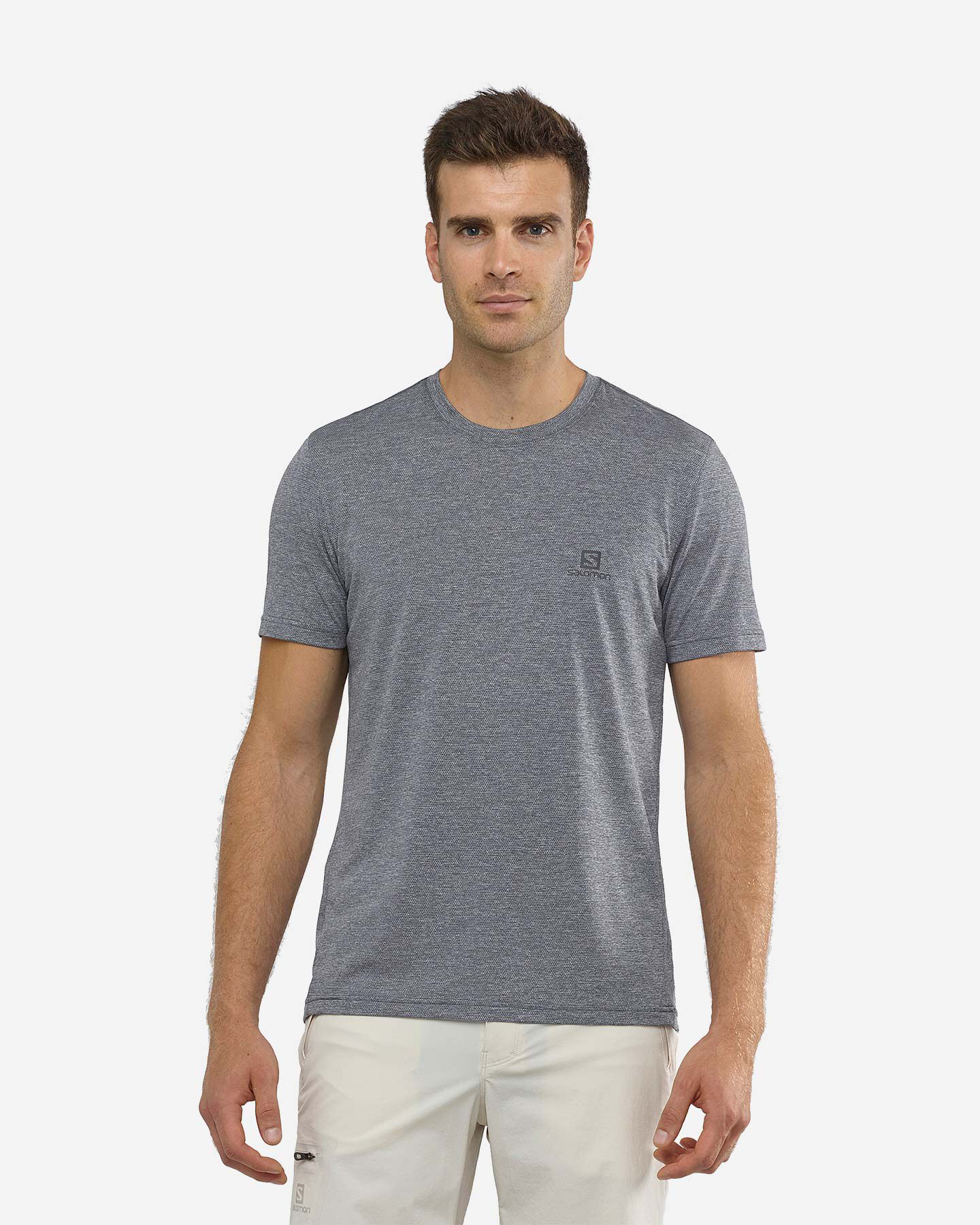 T-Shirt SALOMON EXPLORE PIQUE M S5173794 scatto 2