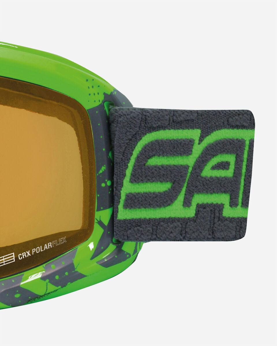 Maschera sci SALICE 708 DACRXPFD JR S4060526|VERDE|UNI scatto 1