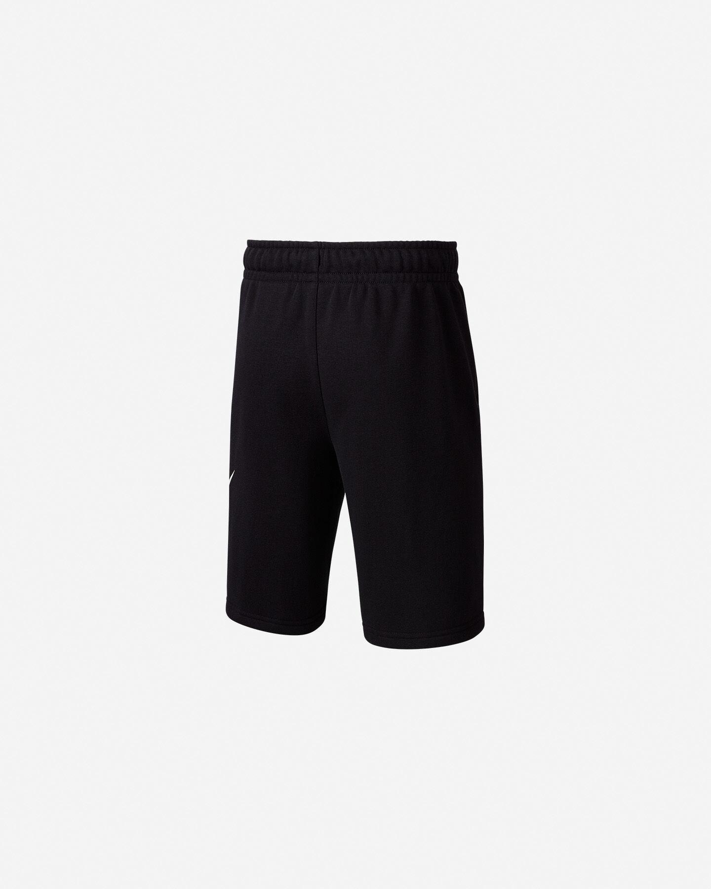 Pantaloncini NIKE CLUB FLEECE JR S5196246 scatto 2