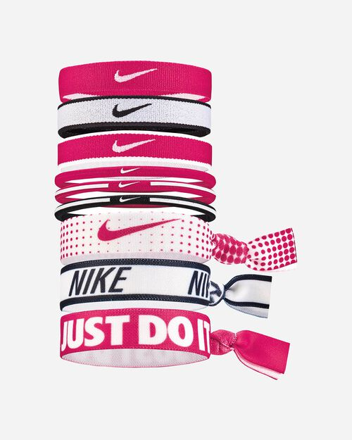 Accessorio palestra NIKE MIXED PONYTAIL HOLDER X 9