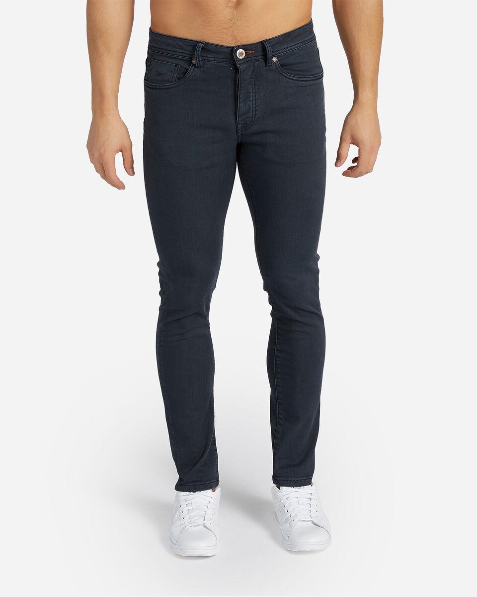 Jeans COTTON BELT 5T HAMILTON SLIM M S4070907 scatto 0