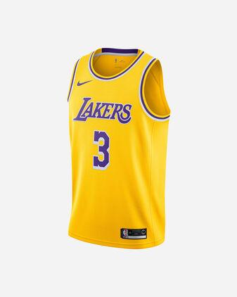 Canotta basket NIKE LOS ANGELES LAKERS ANTHONY DAVIES M