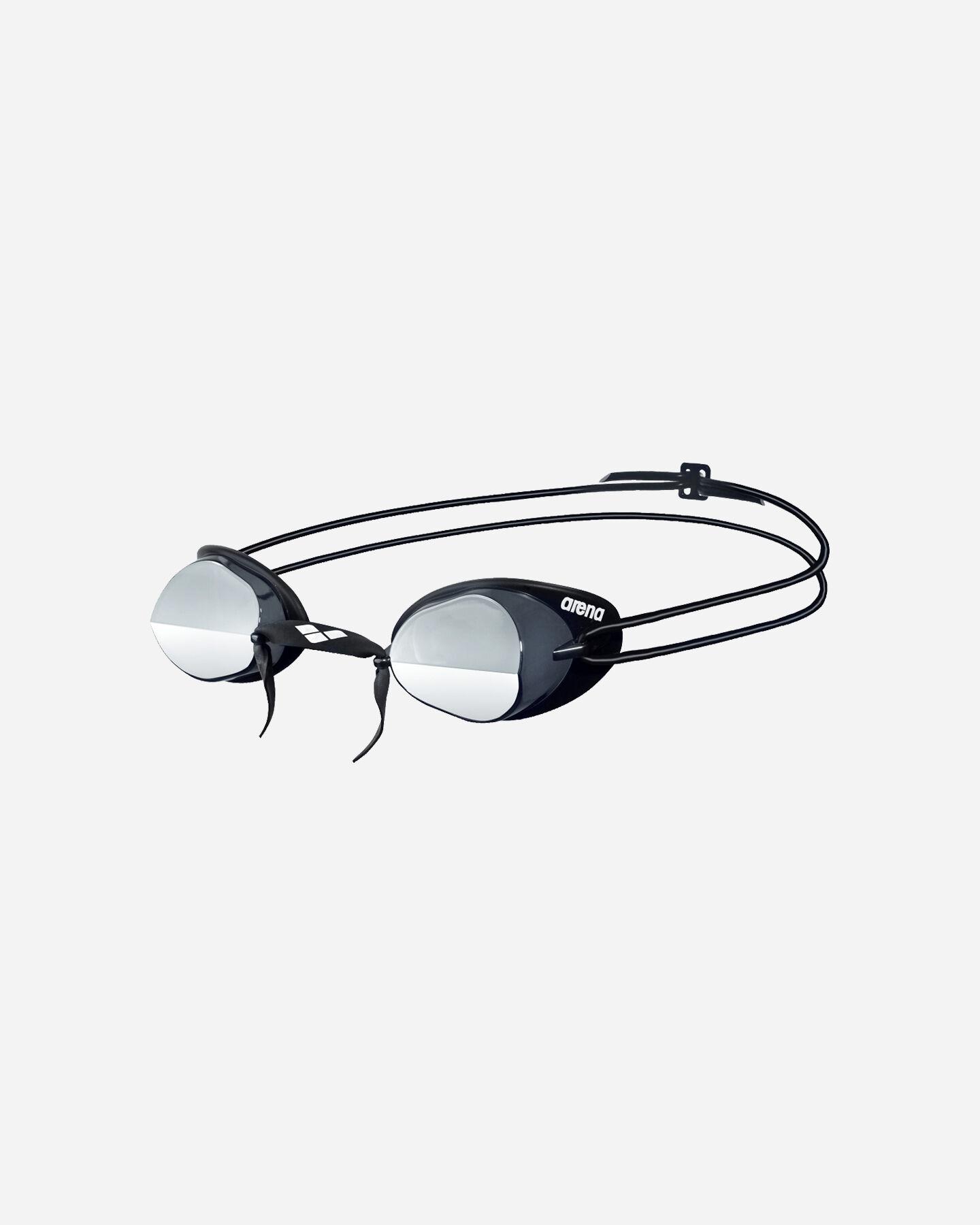 Occhialini piscina ARENA SWEDIX MIRROR S1288167|55|UNI scatto 0