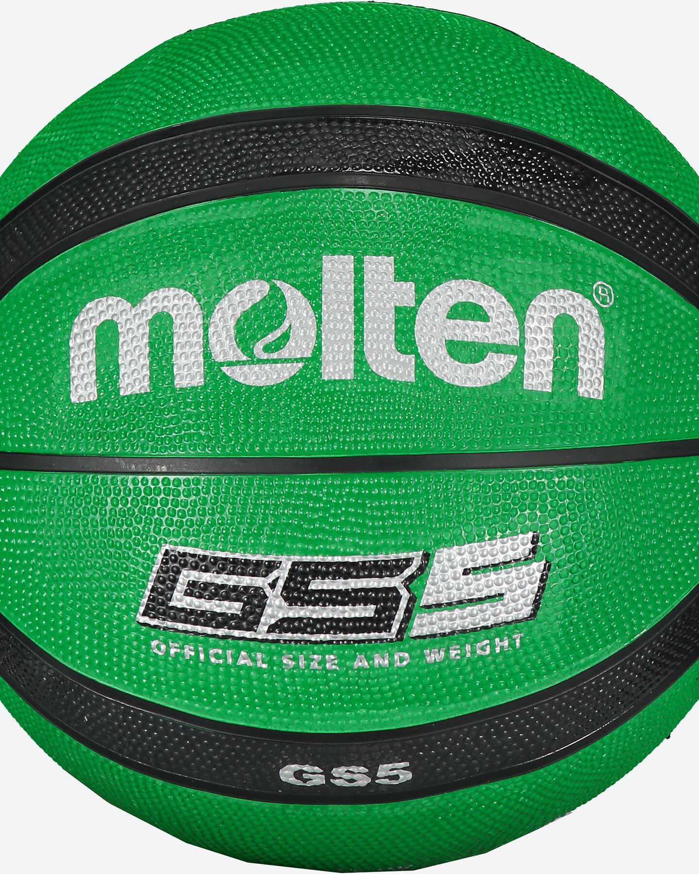Pallone basket MOLTEN BGS5 SZ5 S4071272|BG|SZ.5 scatto 1