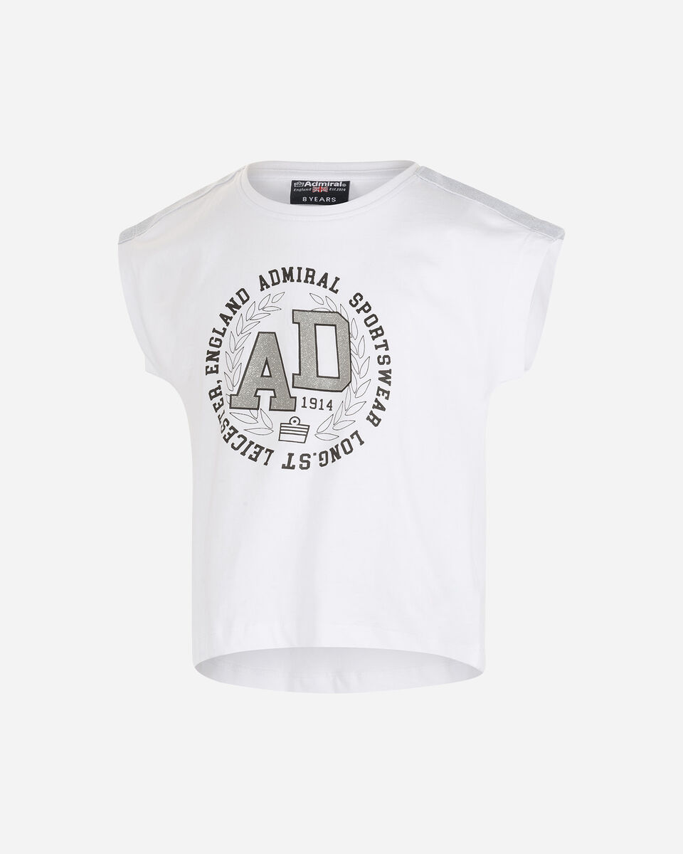 T-Shirt ADMIRAL TAPE JR S4087508 scatto 0