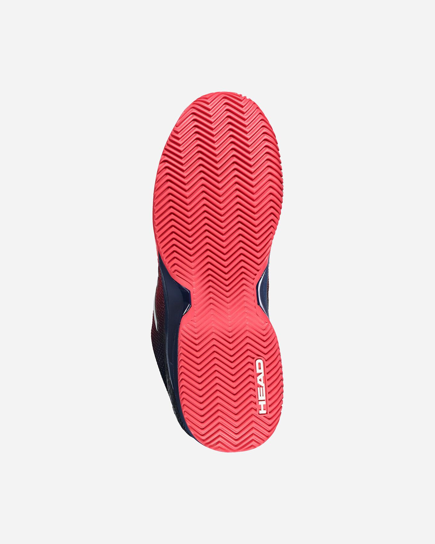 Scarpe tennis HEAD REVOLT PRO 3.0 CLAY M S5169729 scatto 2