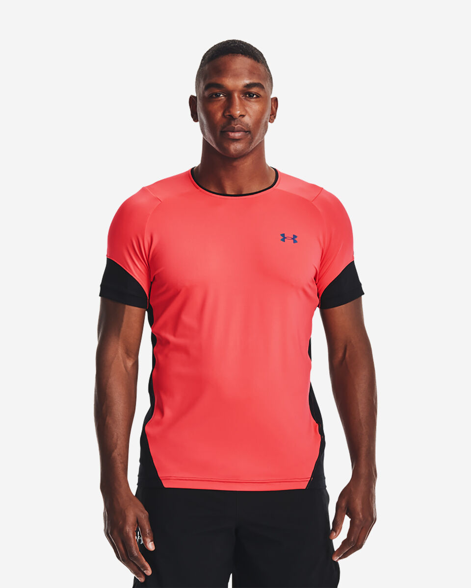 T-Shirt training UNDER ARMOUR RUSH 2.0 M S5286891 scatto 0
