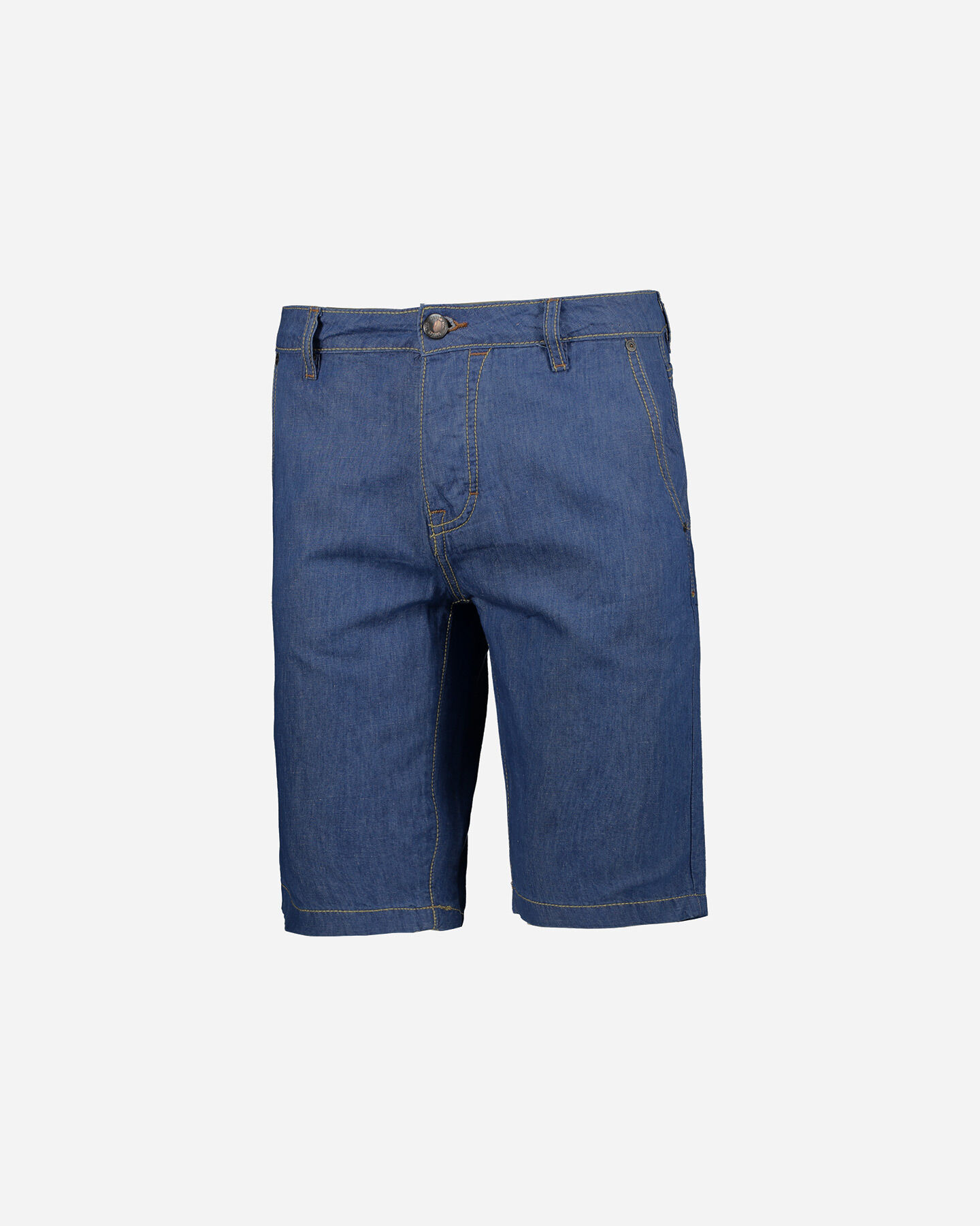 Bermuda COTTON BELT CHINO LINEN M S4076647 scatto 4