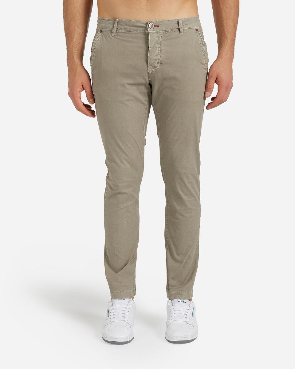 Pantalone COTTON BELT CHINO SLIM M S5182785 scatto 0