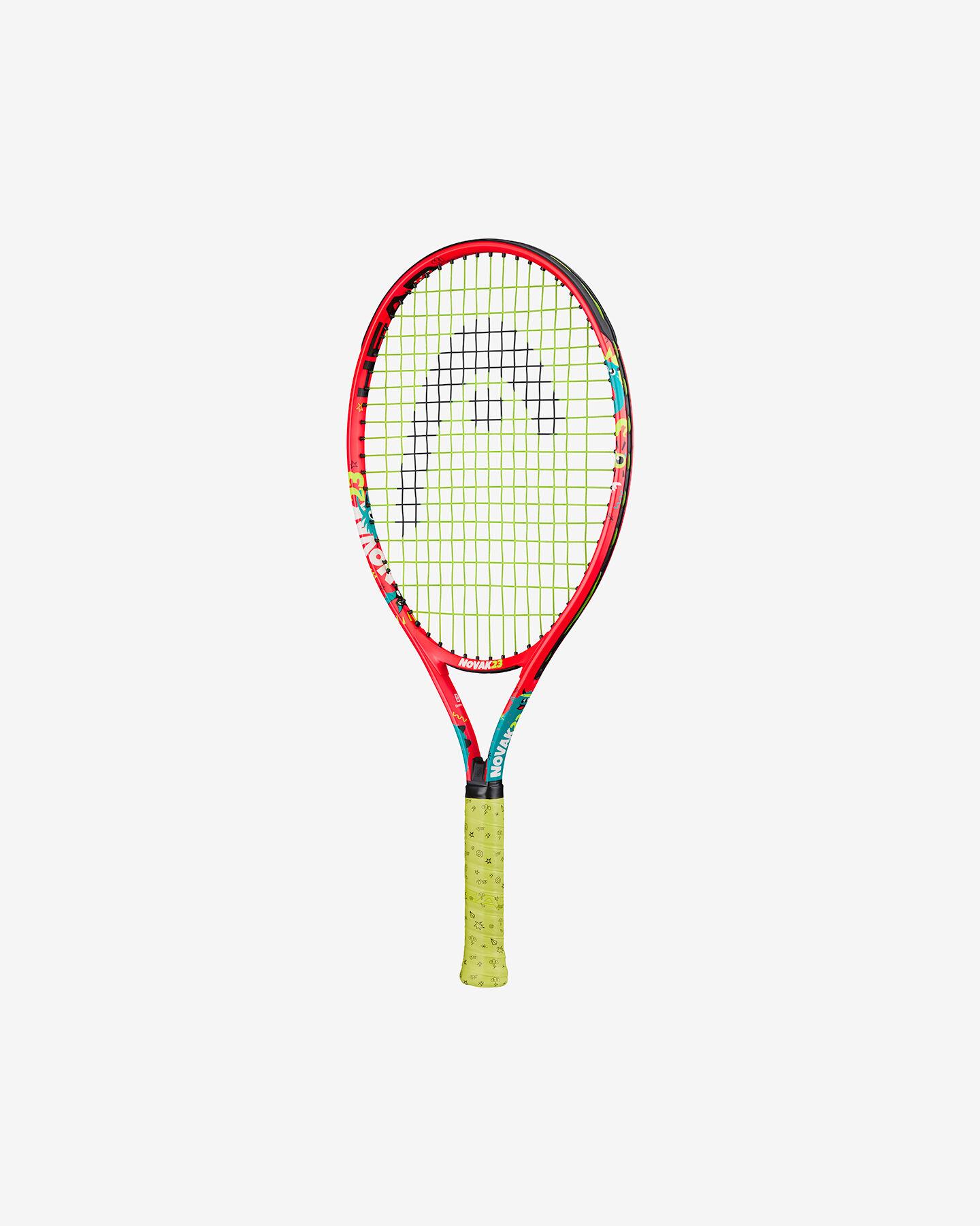 Racchetta tennis HEAD NOVAK 23 JR S5220901|UNI|SC06 scatto 0