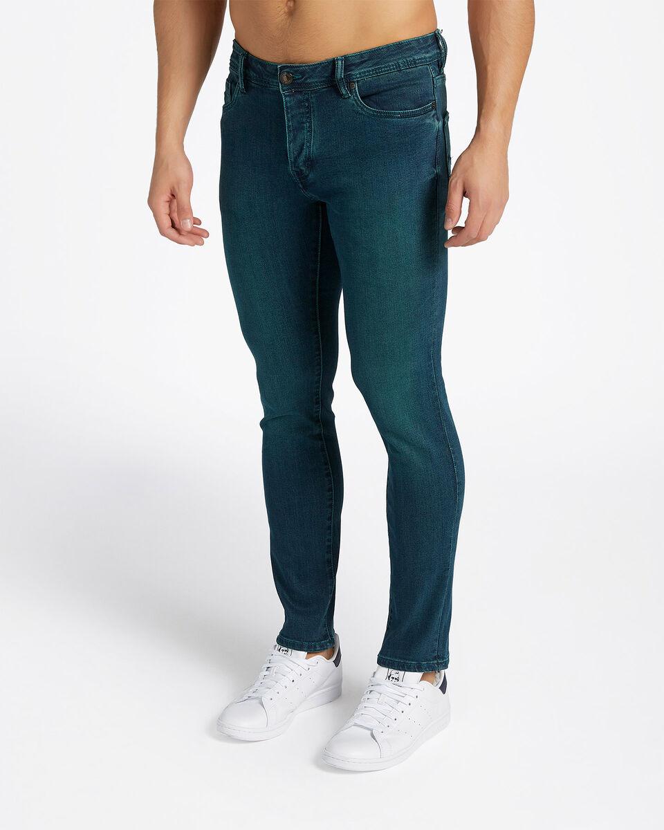 Jeans COTTON BELT CHANDLER SLIM M S4070911 scatto 2