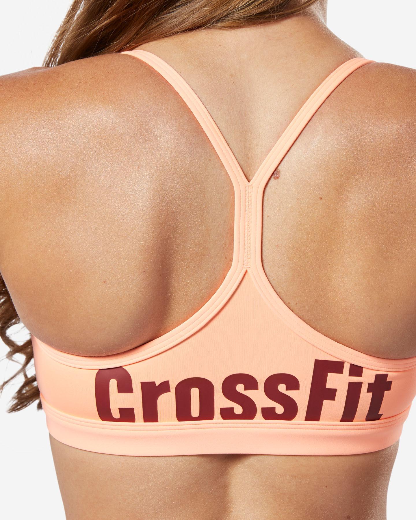 Bra training REEBOK CROSSFIT MEDIUM-IMPACT W S5082327 scatto 4