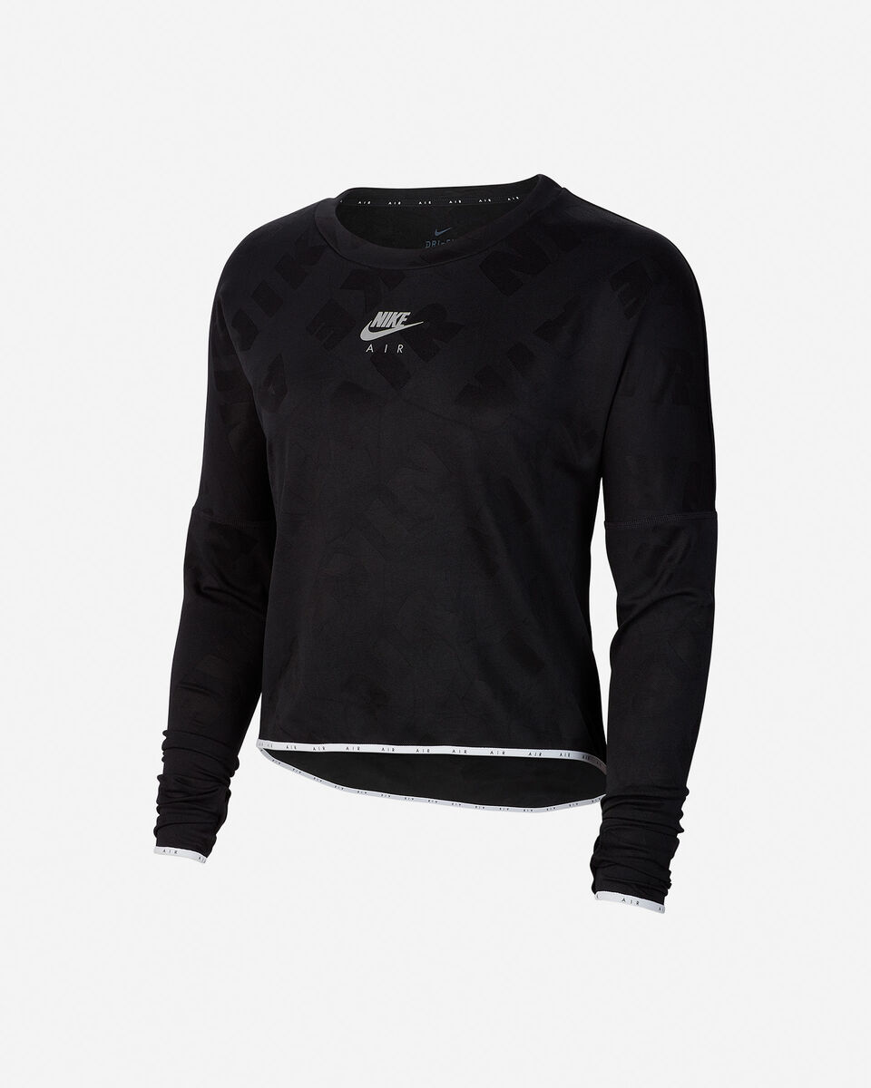 Maglia running NIKE AIR MIDLAYER W S5163970 scatto 0