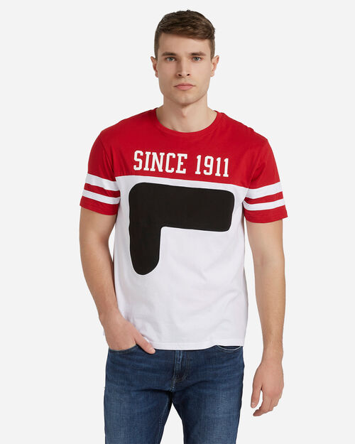 T-Shirt FILA COLOR BLOCK SINCE 1911 M