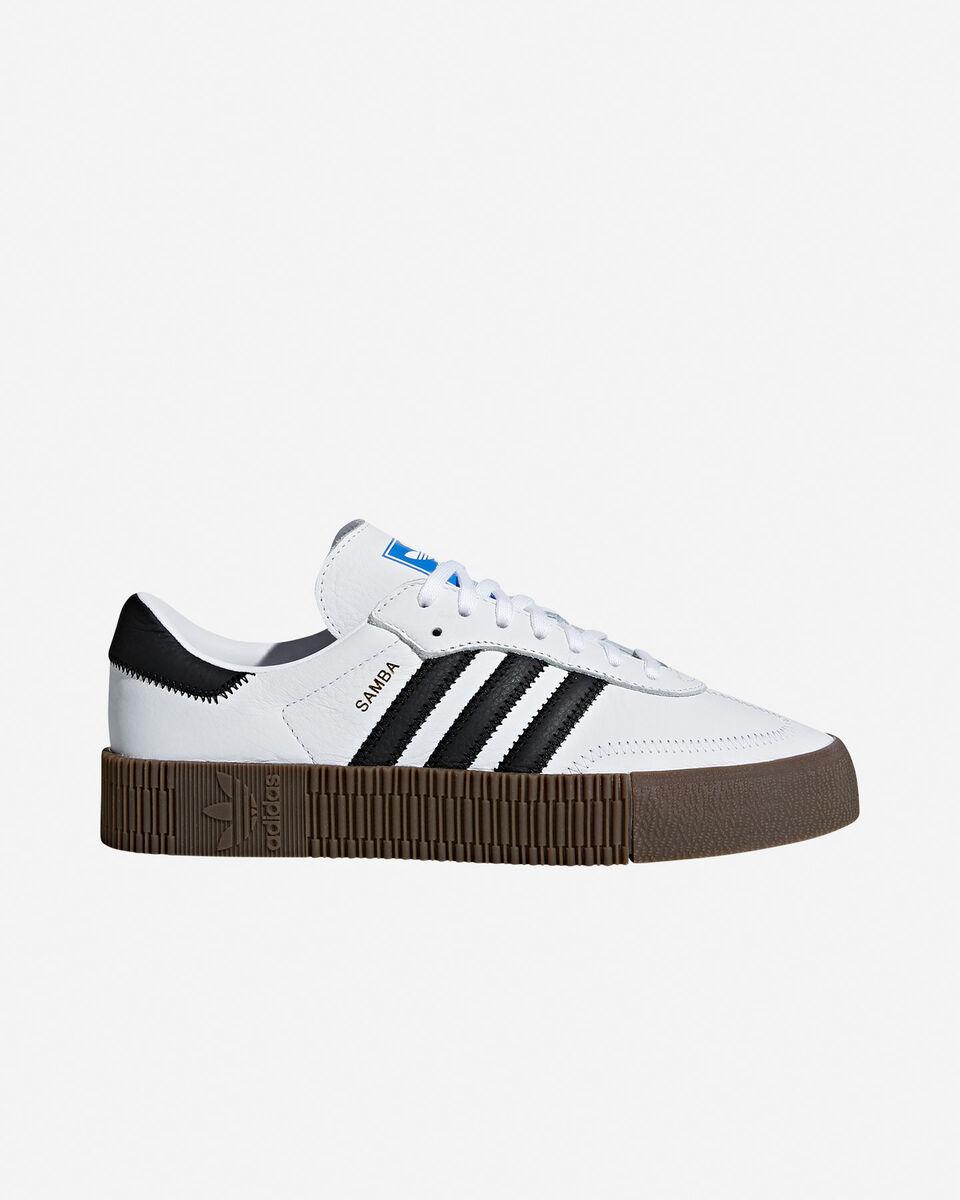 Scarpe sneakers ADIDAS SAMBAROSE W S2008375 scatto 0