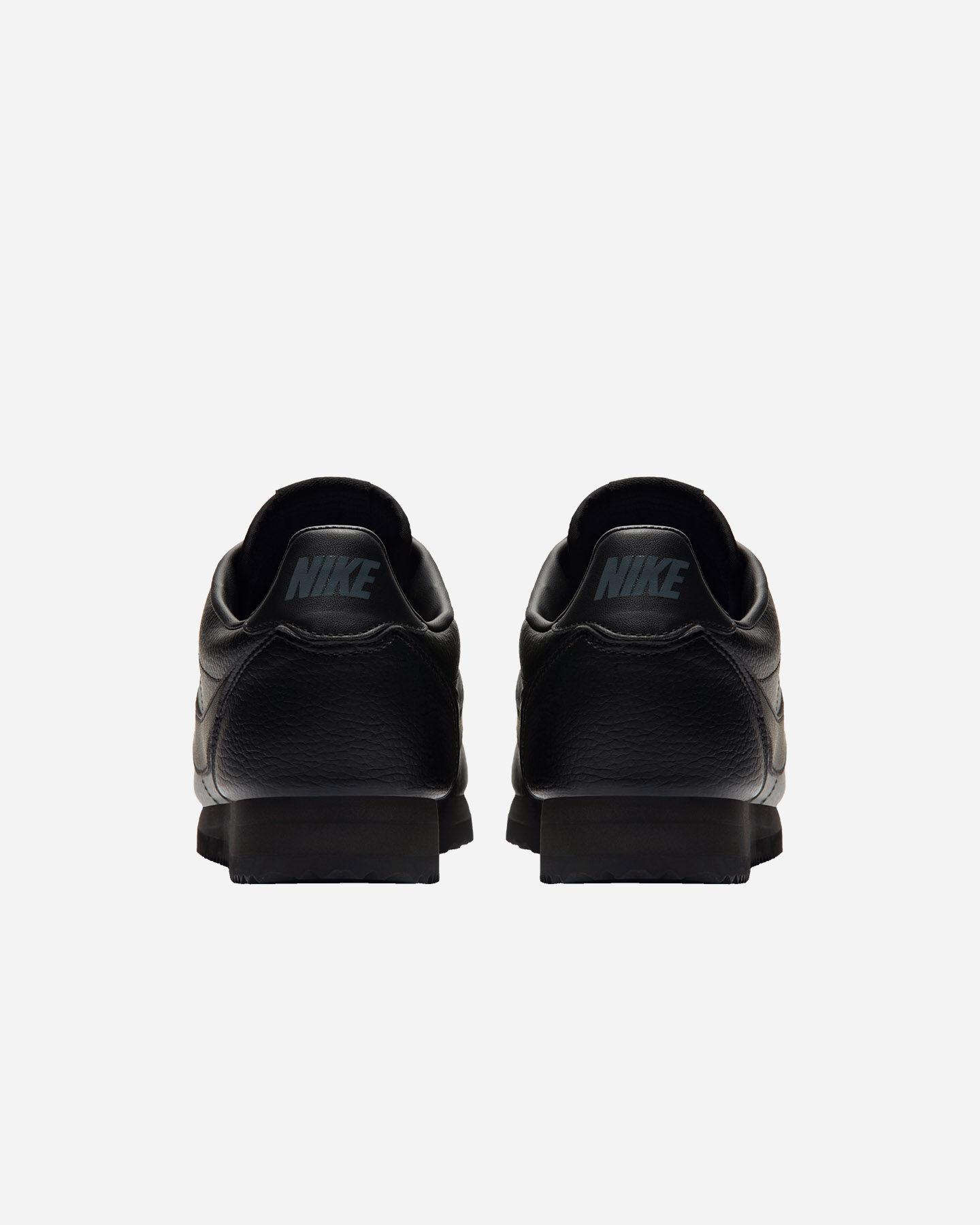 Scarpe sneakers NIKE CLASSIC CORTEZ LEATHER M S4019300 scatto 4