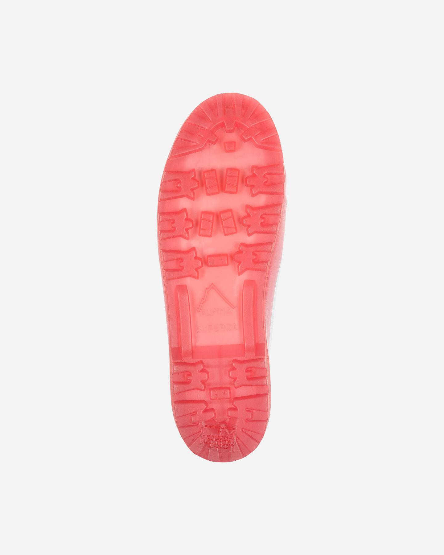 Scarpe sneakers SUPERGA 2341 ALPINA JELLYGUM COTU W S4077699 scatto 2