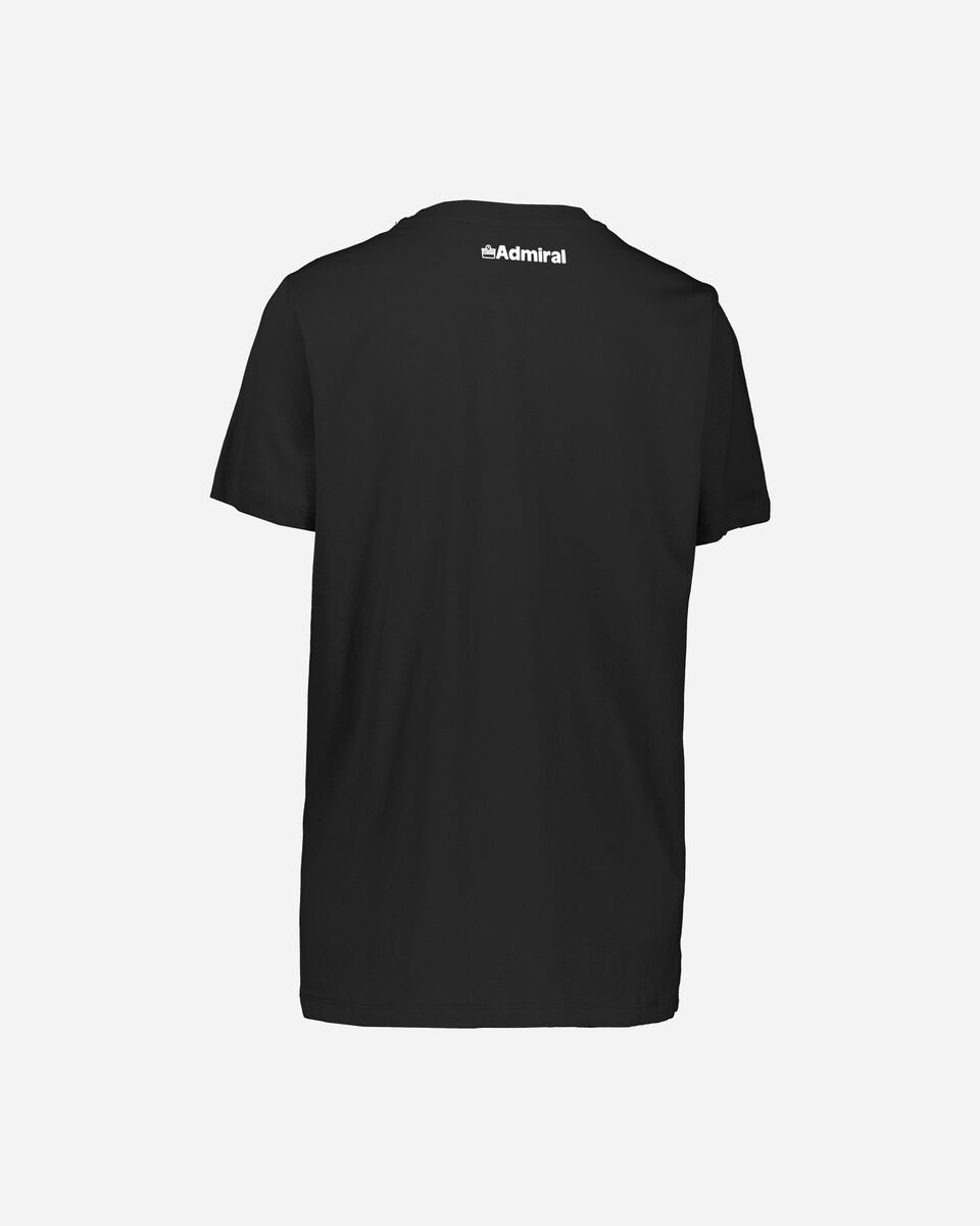 T-Shirt ADMIRAL LETTERING W S4087709 scatto 1