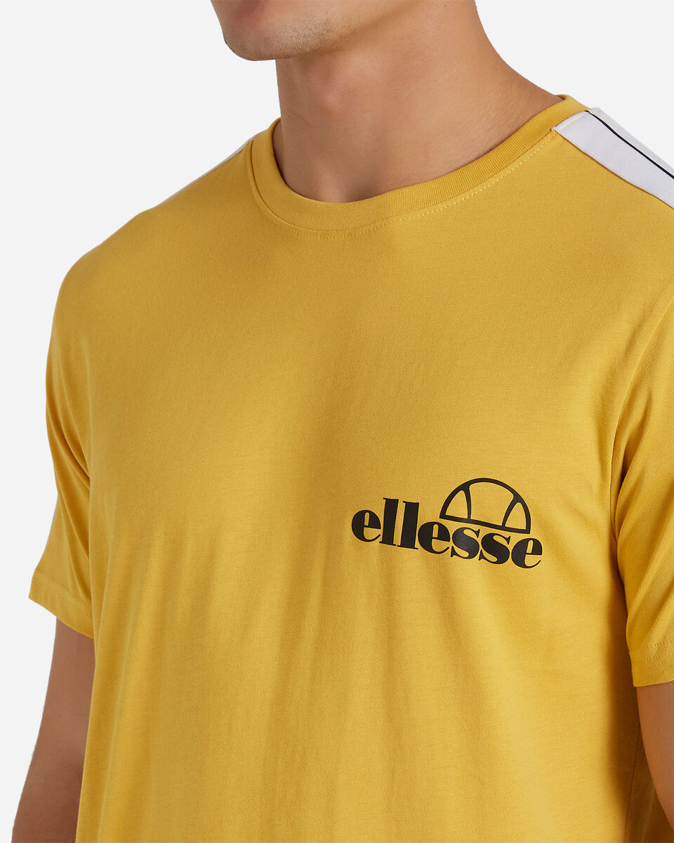 T-Shirt ELLESSE JET STRIPES M S4082140 scatto 4