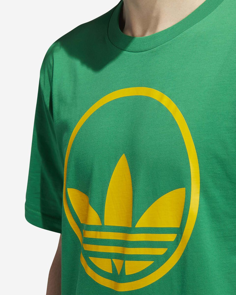 T-Shirt ADIDAS BIG LOGO  M S5210117 scatto 4