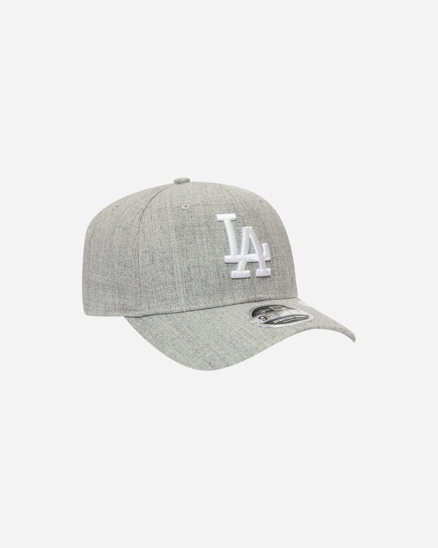 Cappellino NEW ERA LOS ANGELES DODGERS 9FIFTY HEATHER BASE S5170126 scatto 2