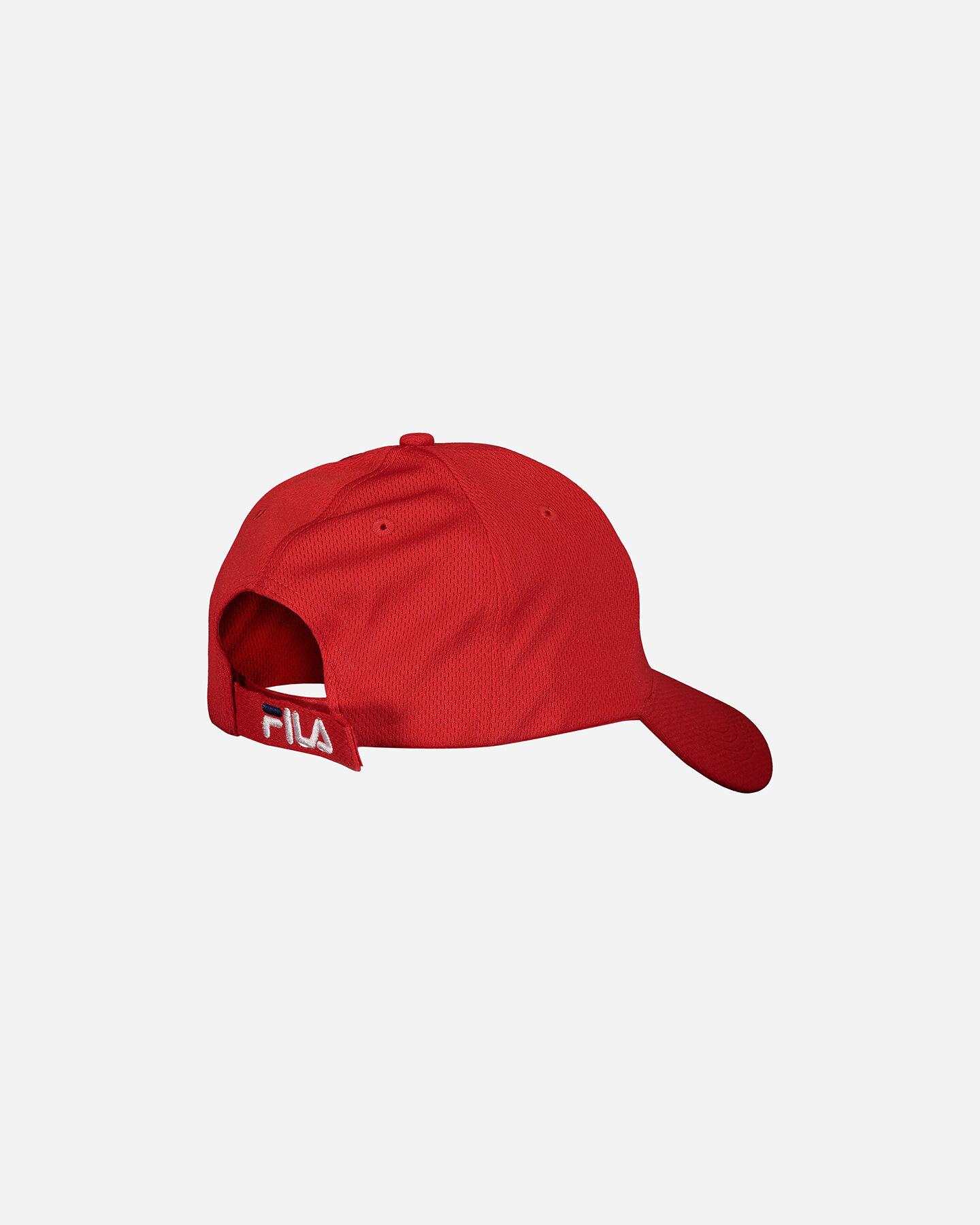 Cappellino FILA FILA CAP S4035104 scatto 1