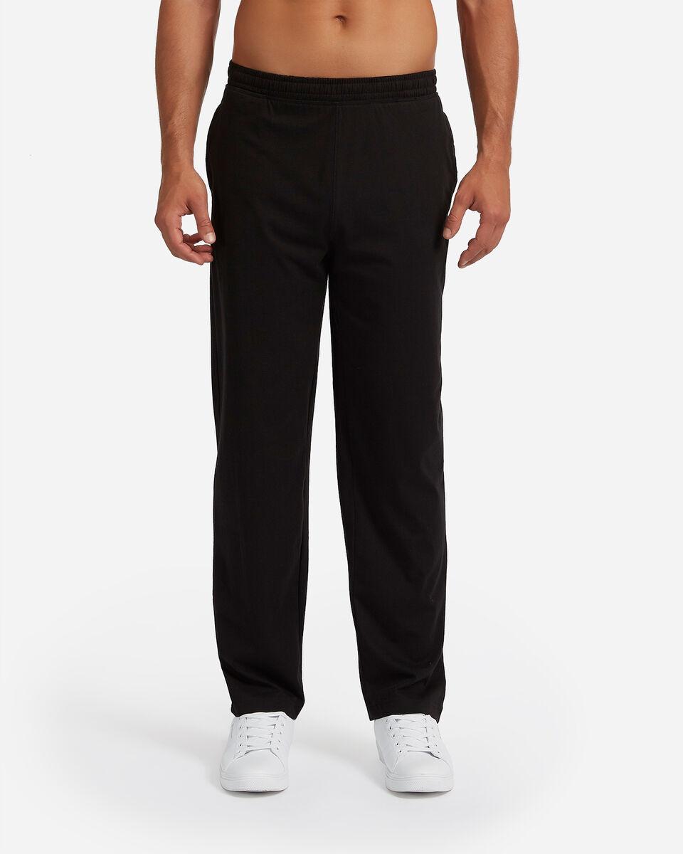 Pantalone ABC JERSEY DRITTO M S1298335 scatto 0