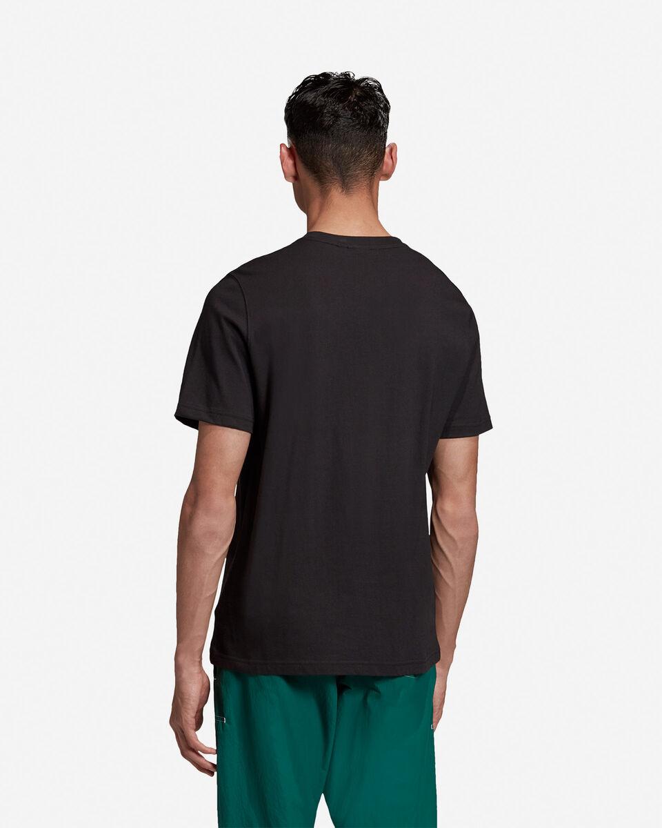 T-Shirt ADIDAS ADVENTURE M S5210691 scatto 5