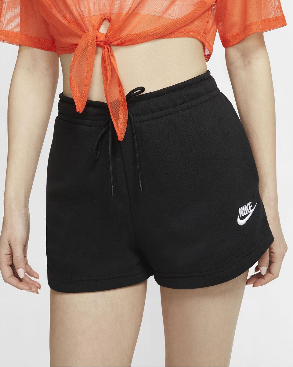 Pantaloncini NIKE SMALL LOGO ESSENTIAL  W S5195832 scatto 3