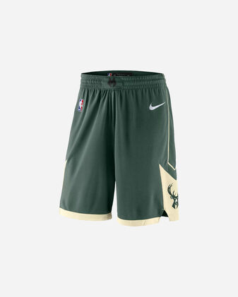 Pantaloncini basket NIKE MILWAUKEE BUCKS