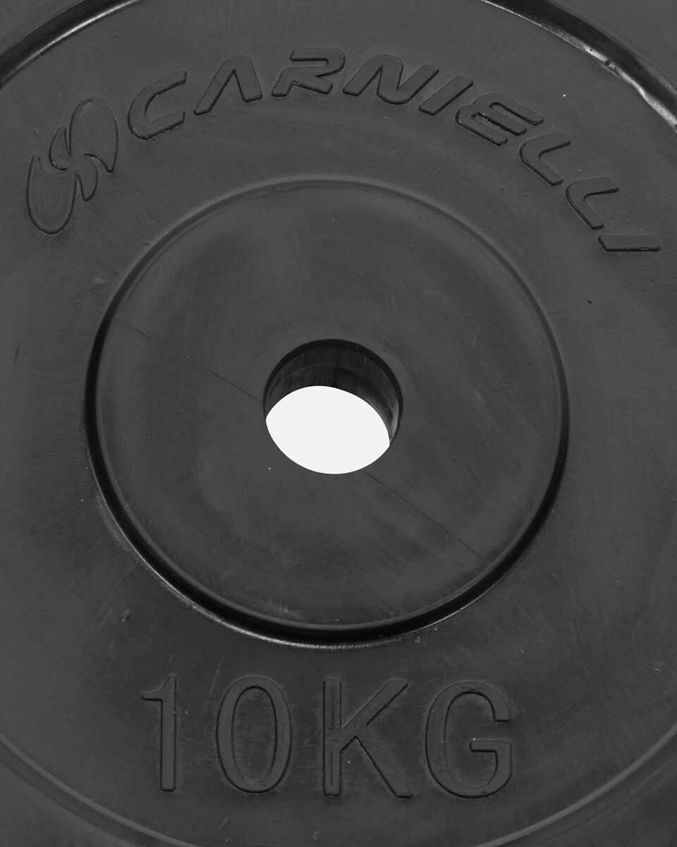Disco ghisa CARNIELLI DISCO GOMMATO 10 KG S1129958|9999|UNI scatto 1