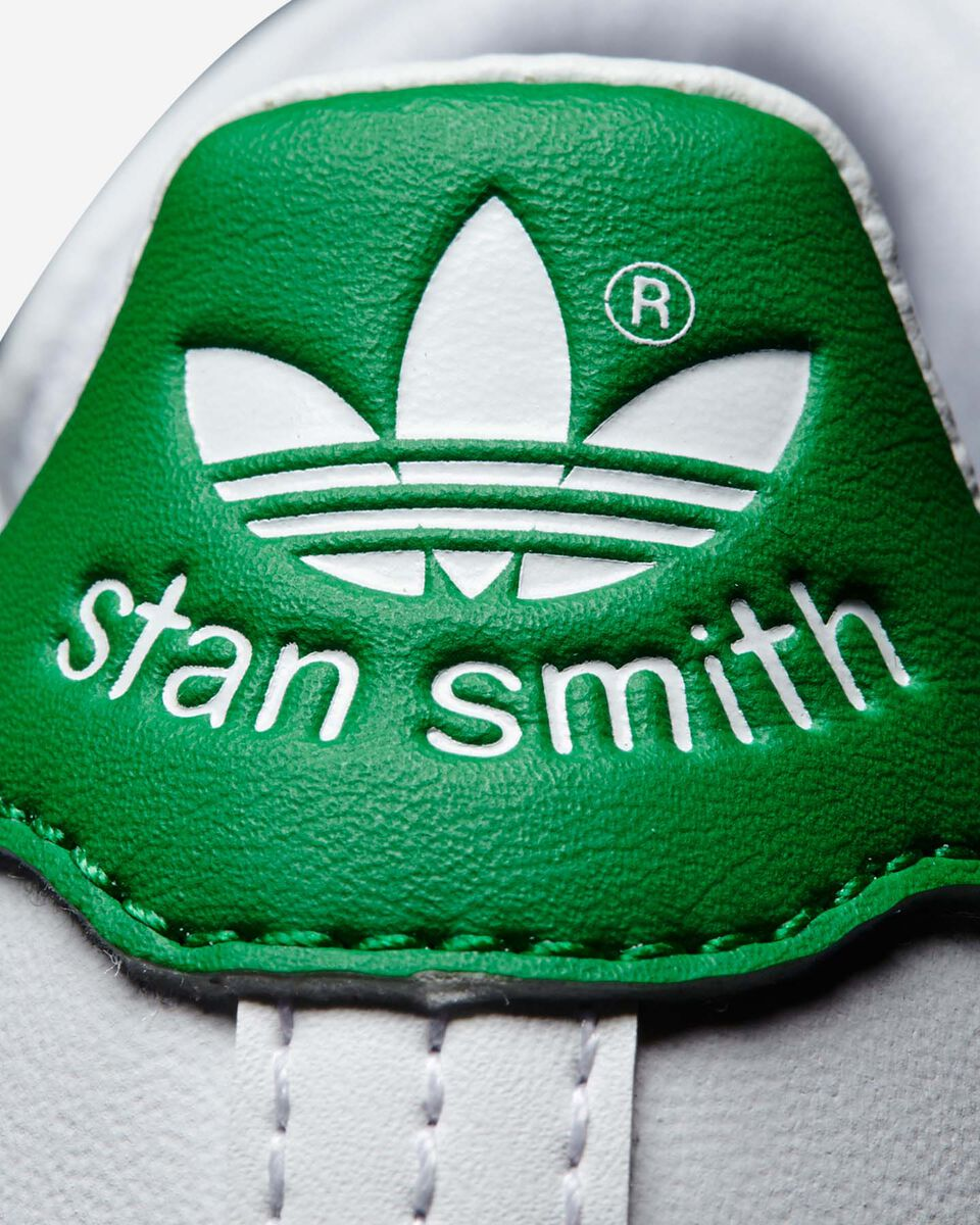 Scarpe sportive ADIDAS STAN SMITH JR PS S1298870 scatto 5