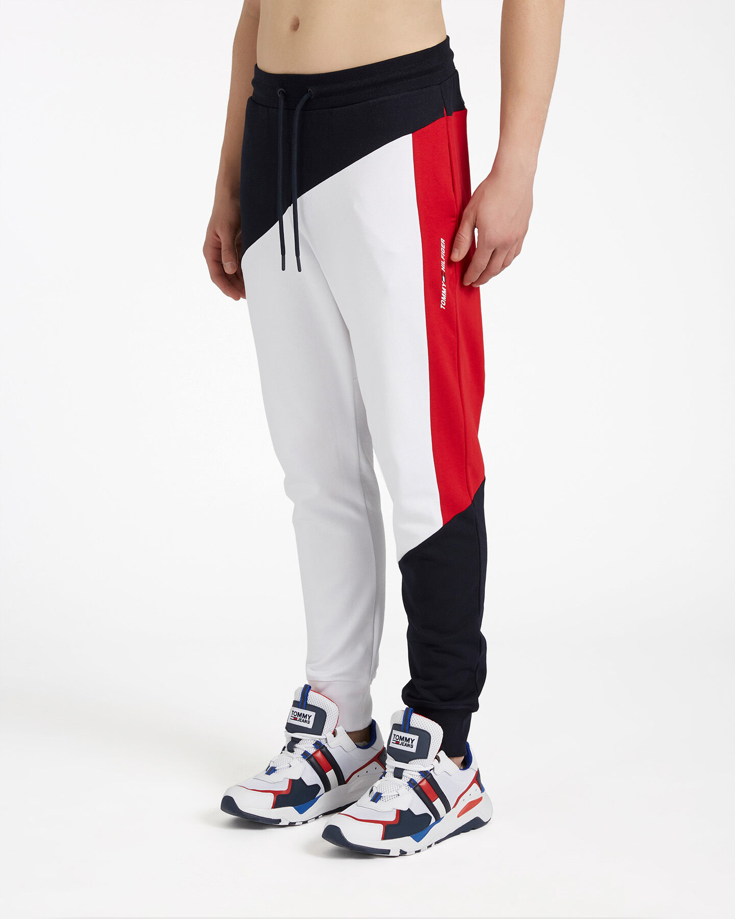 Pantalone TOMMY HILFIGER COLOR M S4089516 scatto 2