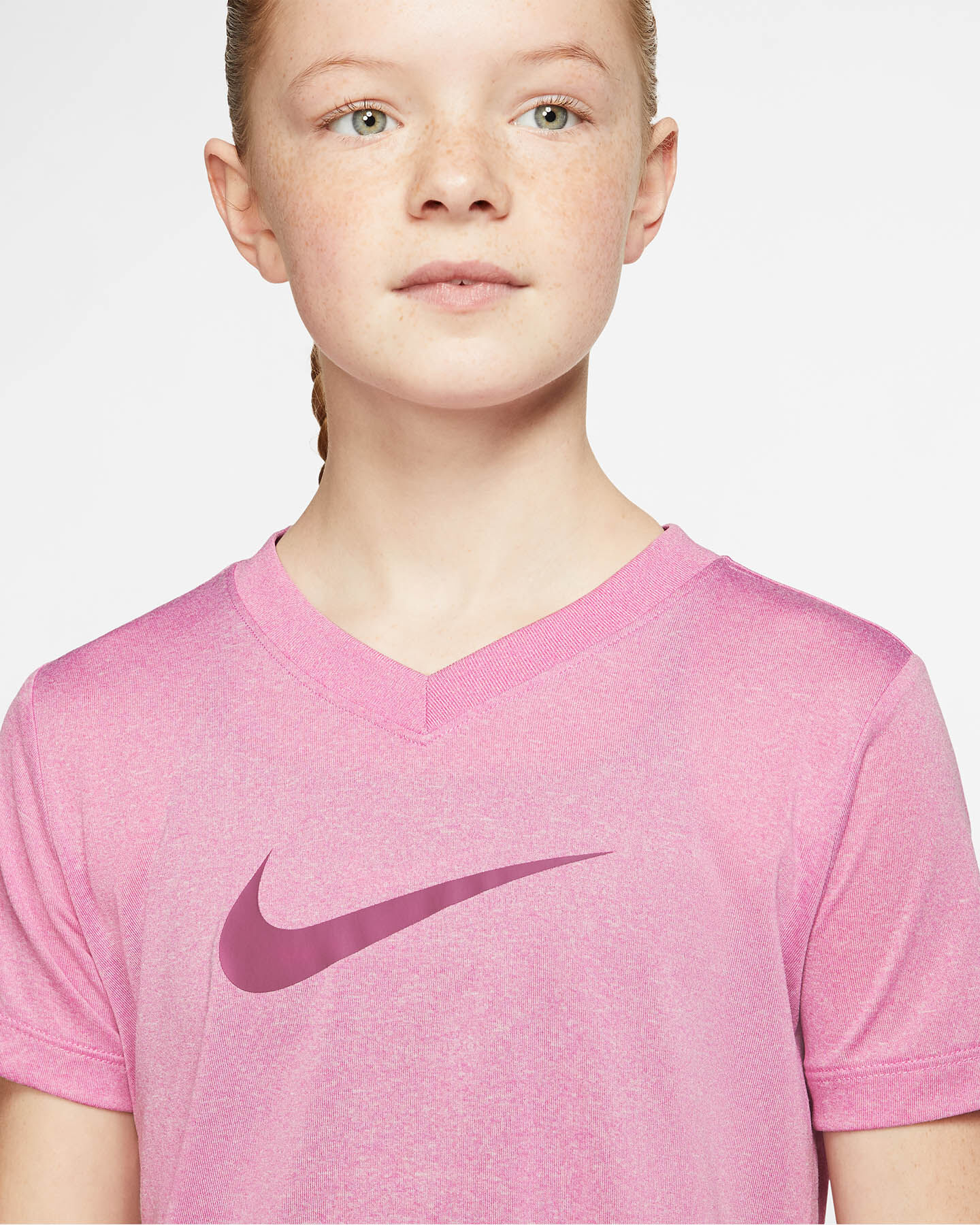 T-Shirt NIKE DRI-FIT JR S5162697 scatto 4