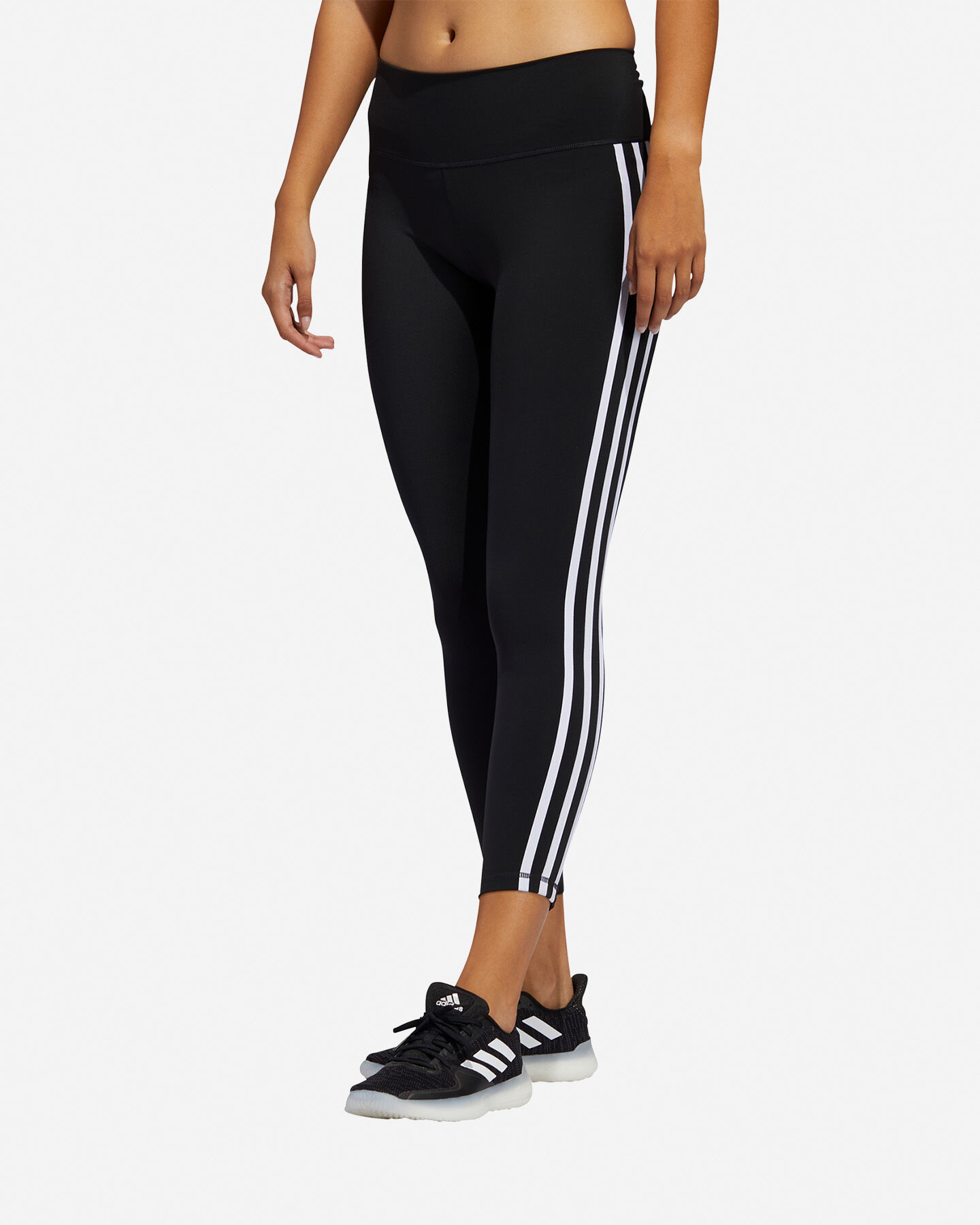 Leggings ADIDAS BELIEVE THIS 2.0 3 STRIPE 7/8 W S5154725 scatto 2