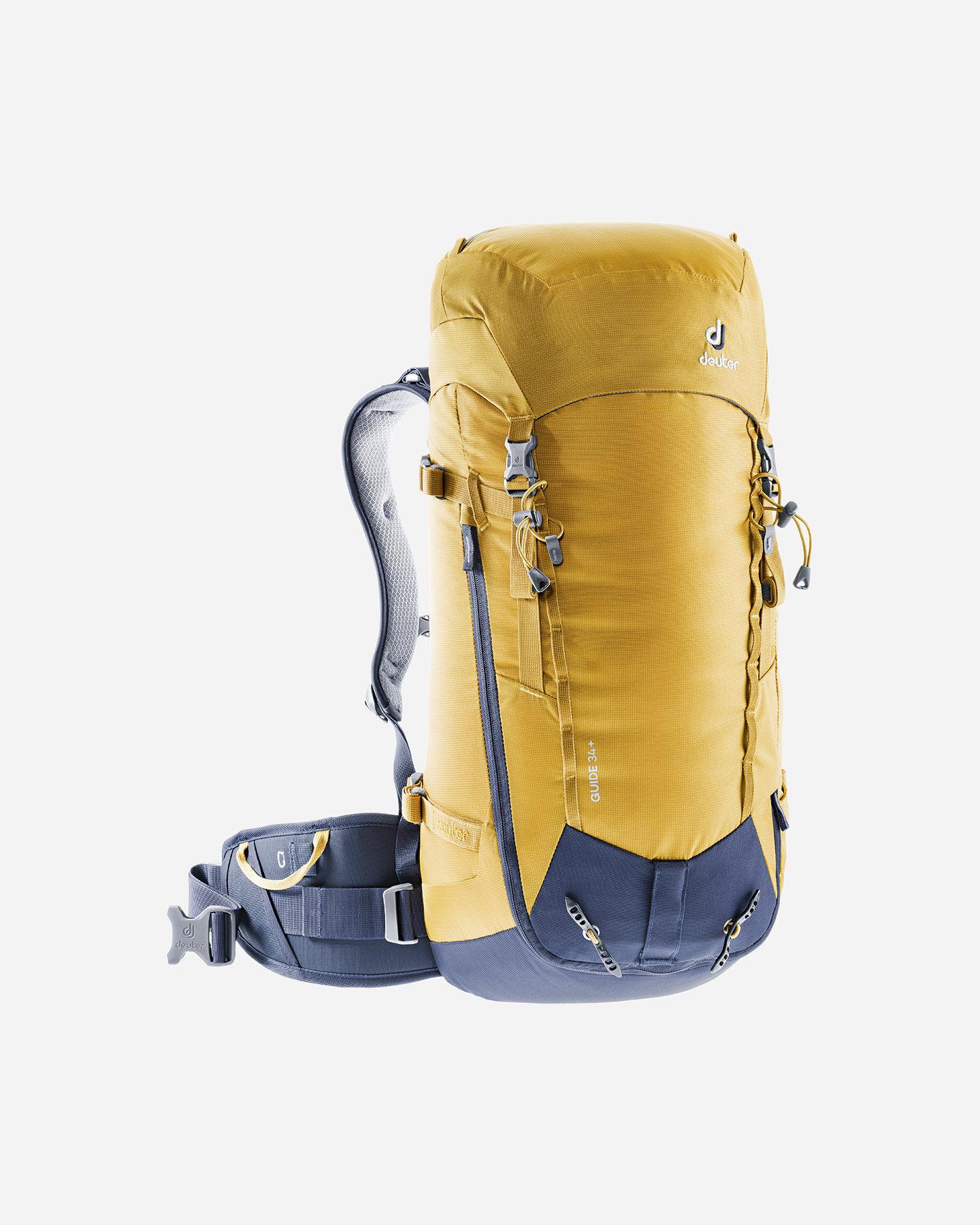 Zaino alpinismo DEUTER GUIDE 34+ S4077422|9309|UNI scatto 0