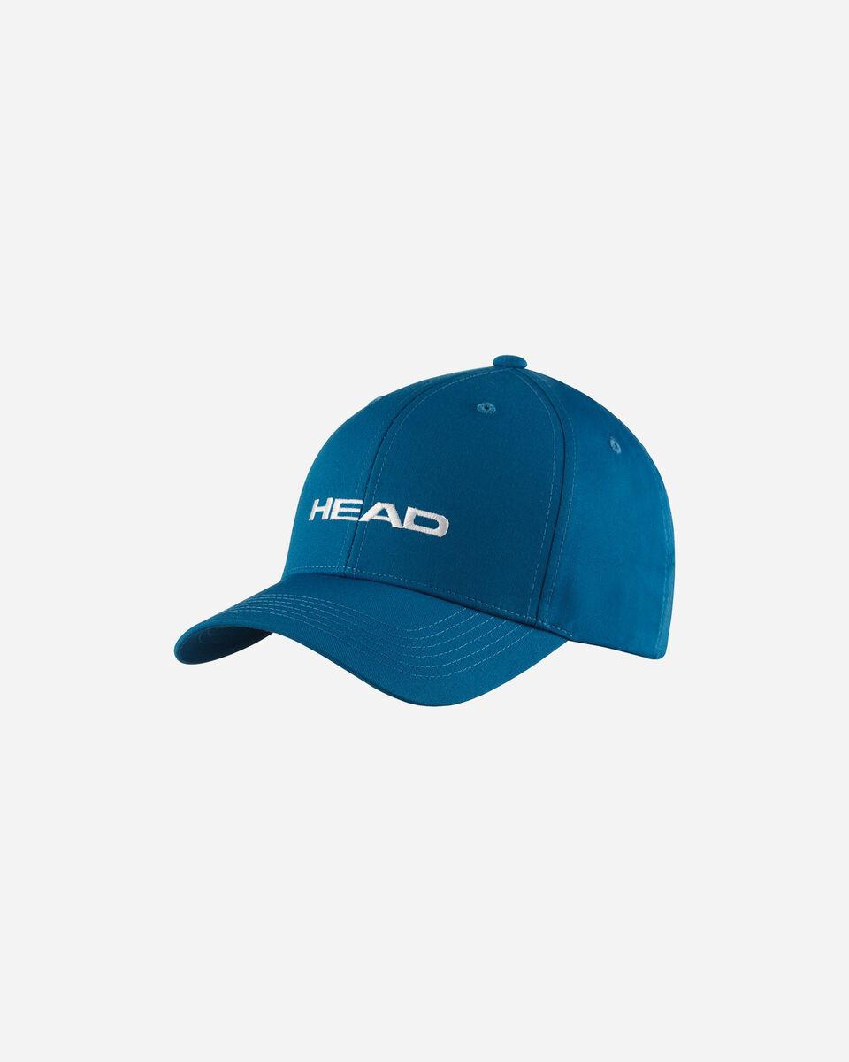 Cappellino HEAD PROMOTION S5221165 BL UNI scatto 0