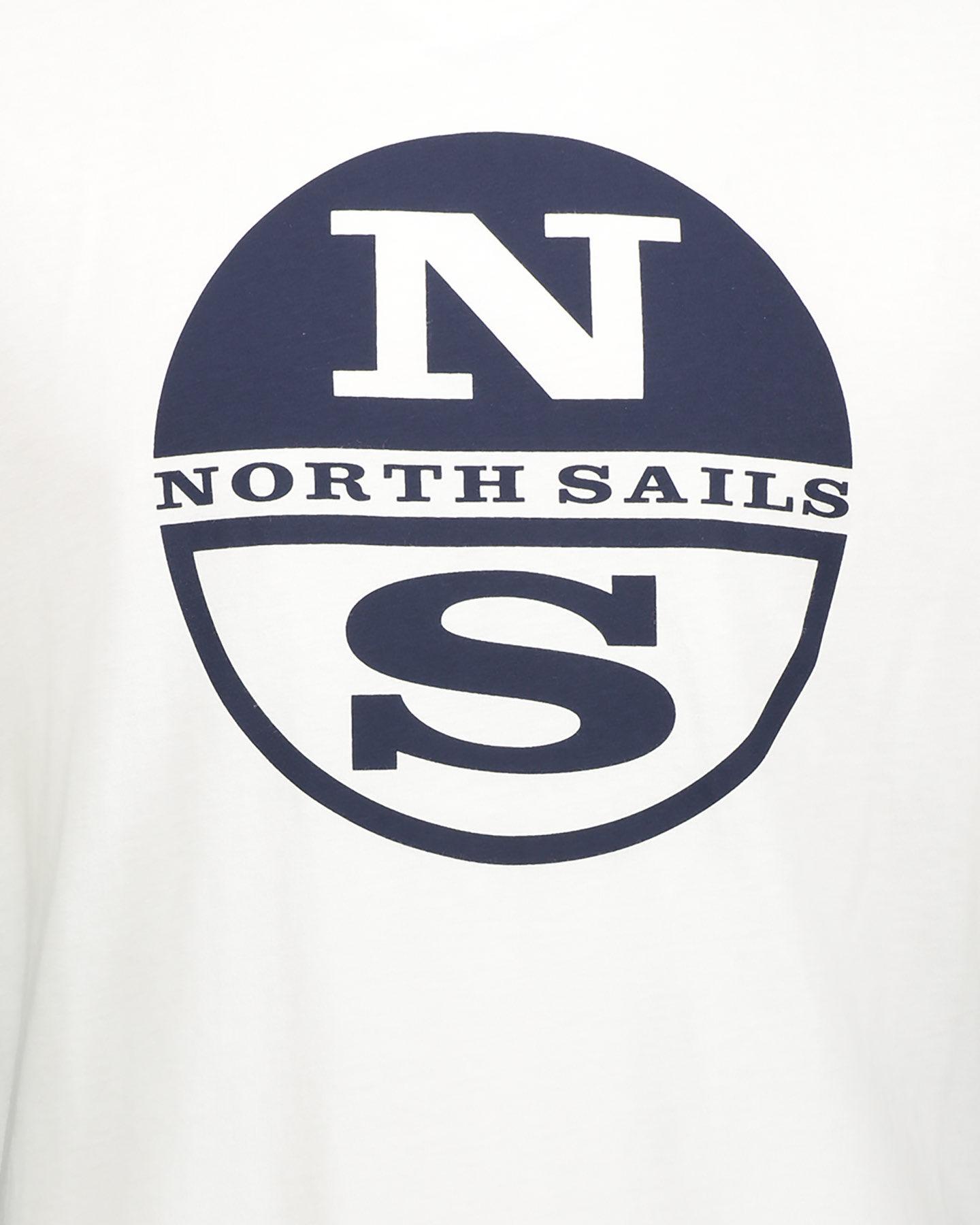 T-Shirt NORTH SAILS GRAPHIC M S4088972 scatto 2