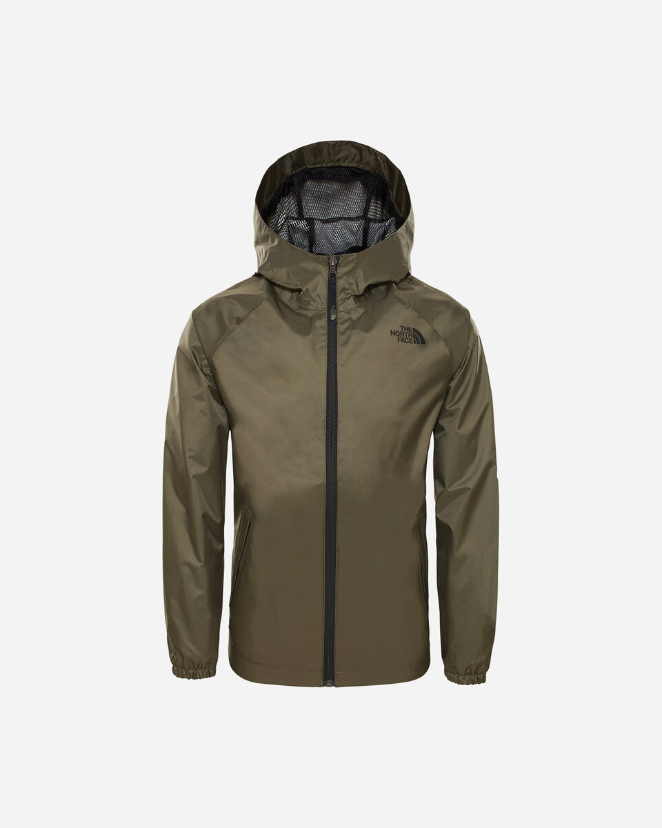Giacca outdoor THE NORTH FACE ZIPLINE RAIN JR S5018240 scatto 0