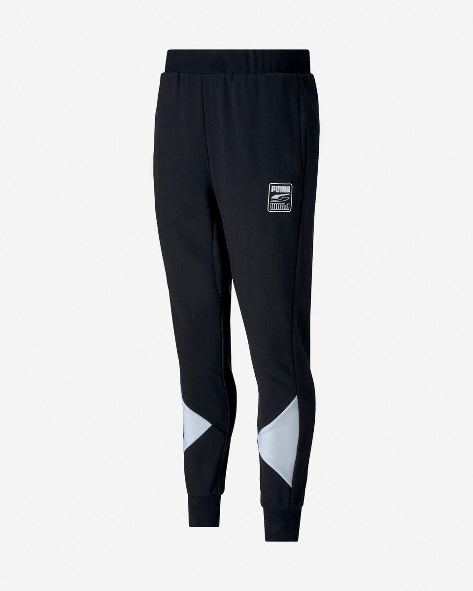 Pantalone PUMA REBEL BLOCK M S5235166 scatto 0