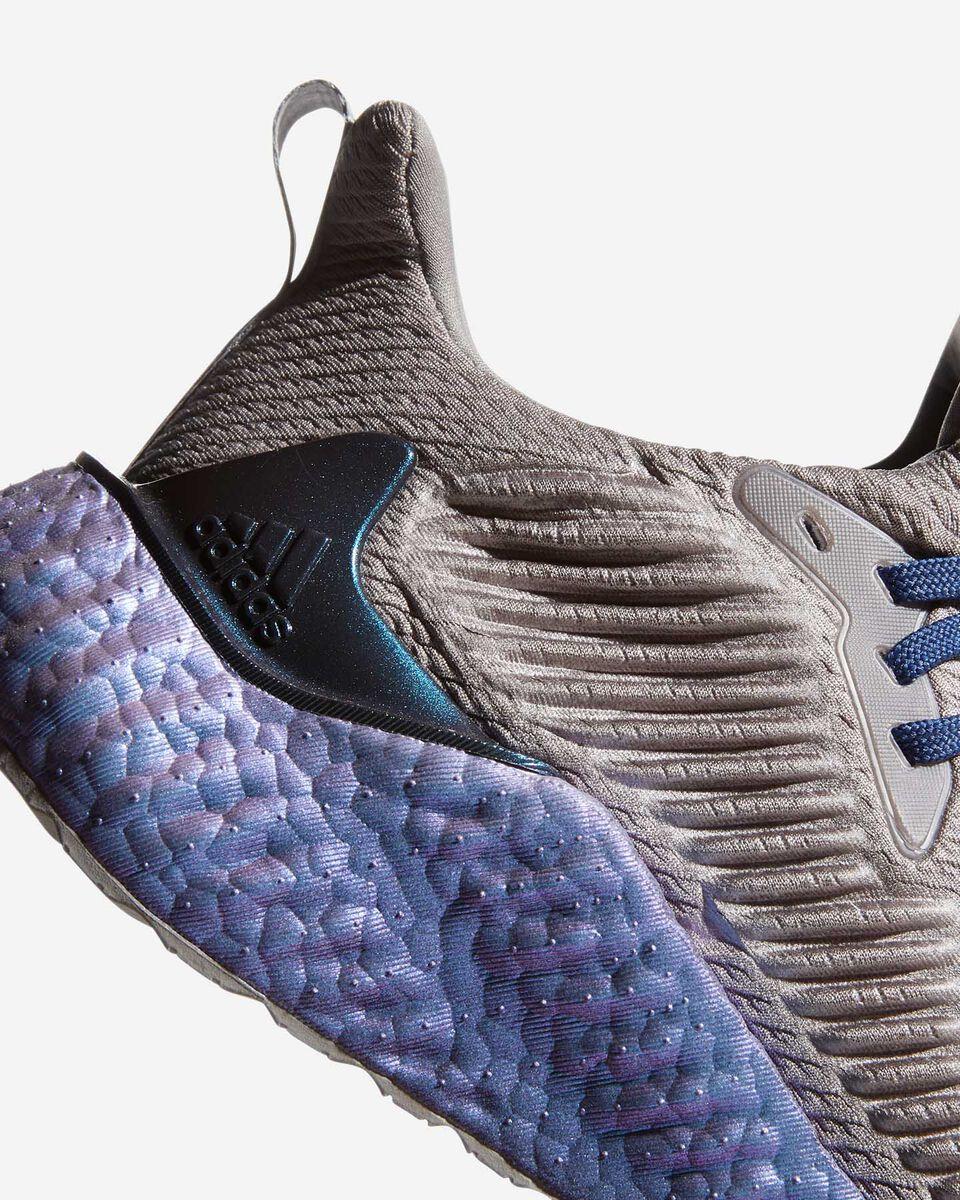 Scarpe sneakers ADIDAS ALPHABOOST M S5152127 scatto 3
