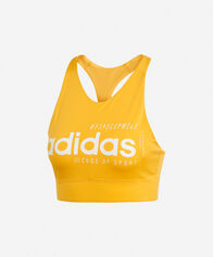 FITNESS donna ADIDAS TOP BRILLIANT W