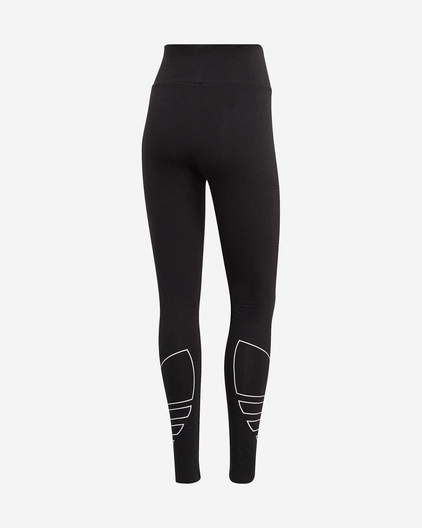 Jeans ADIDAS ORIGINALS BIG TREFOIL W S5210138 scatto 1