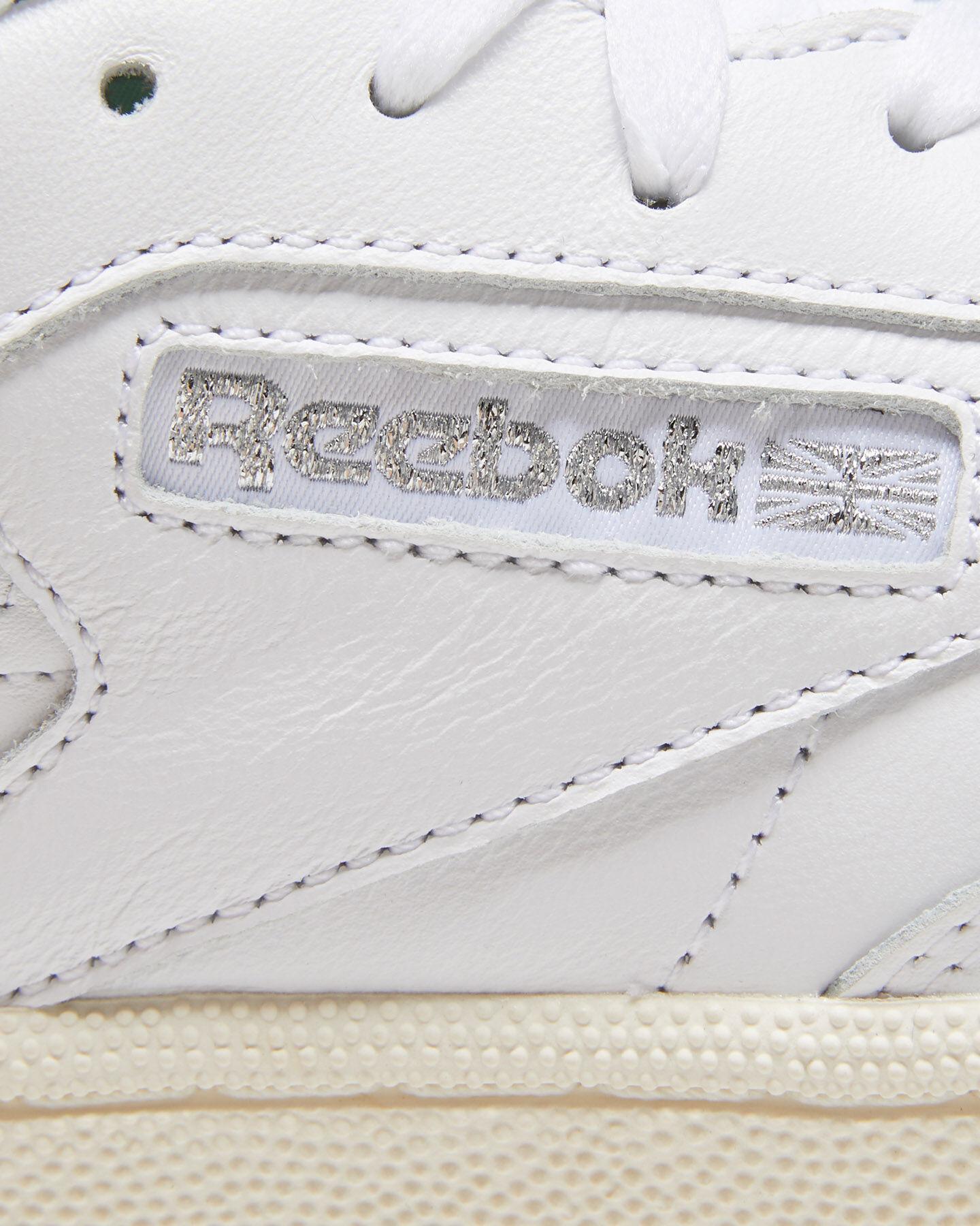 Scarpe sneakers REEBOK CLUB C 85 W S5144237 scatto 5
