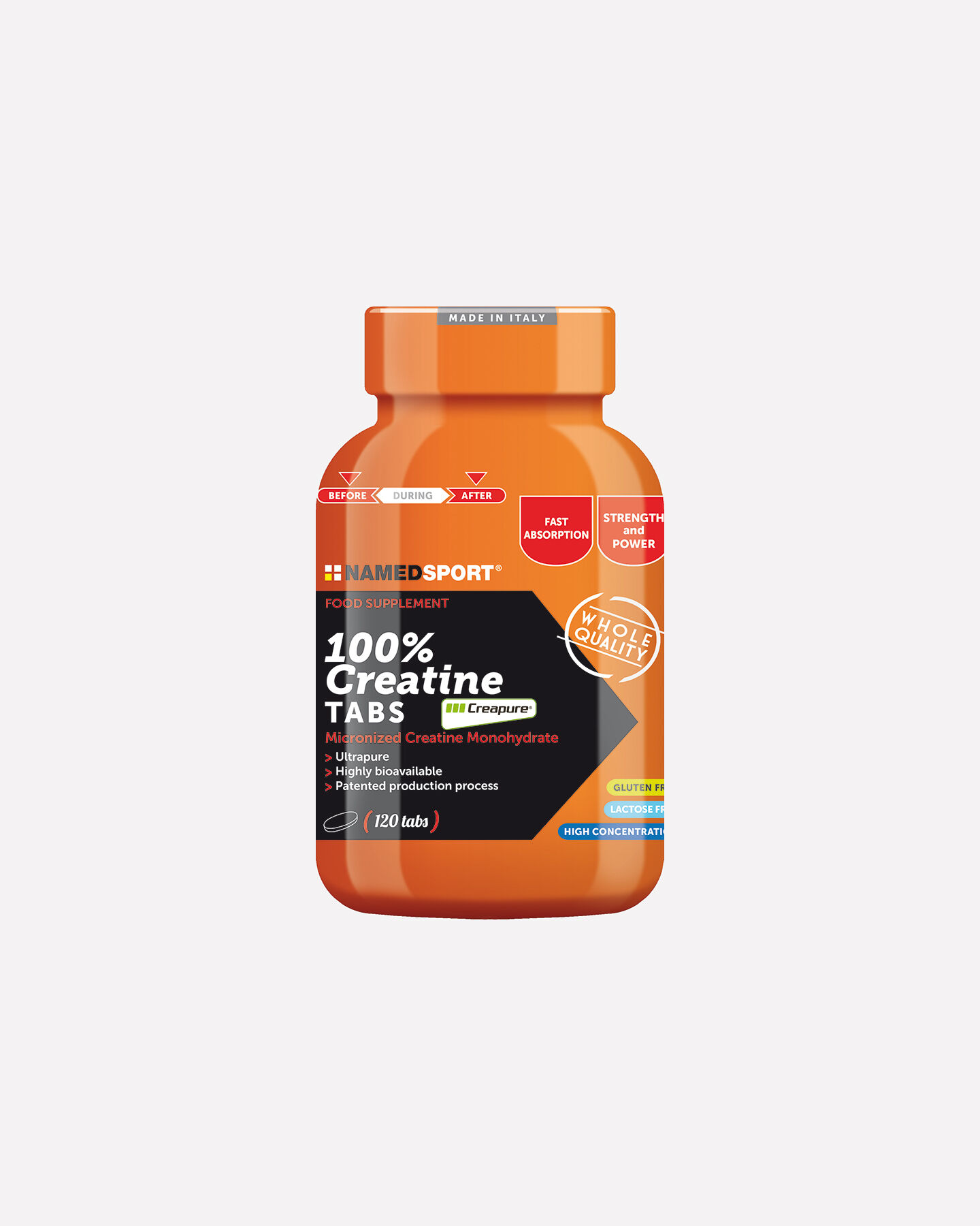 Energetico NAMED SPORT CREATINA 100% 120 CP S1308838 1 UNI scatto 0