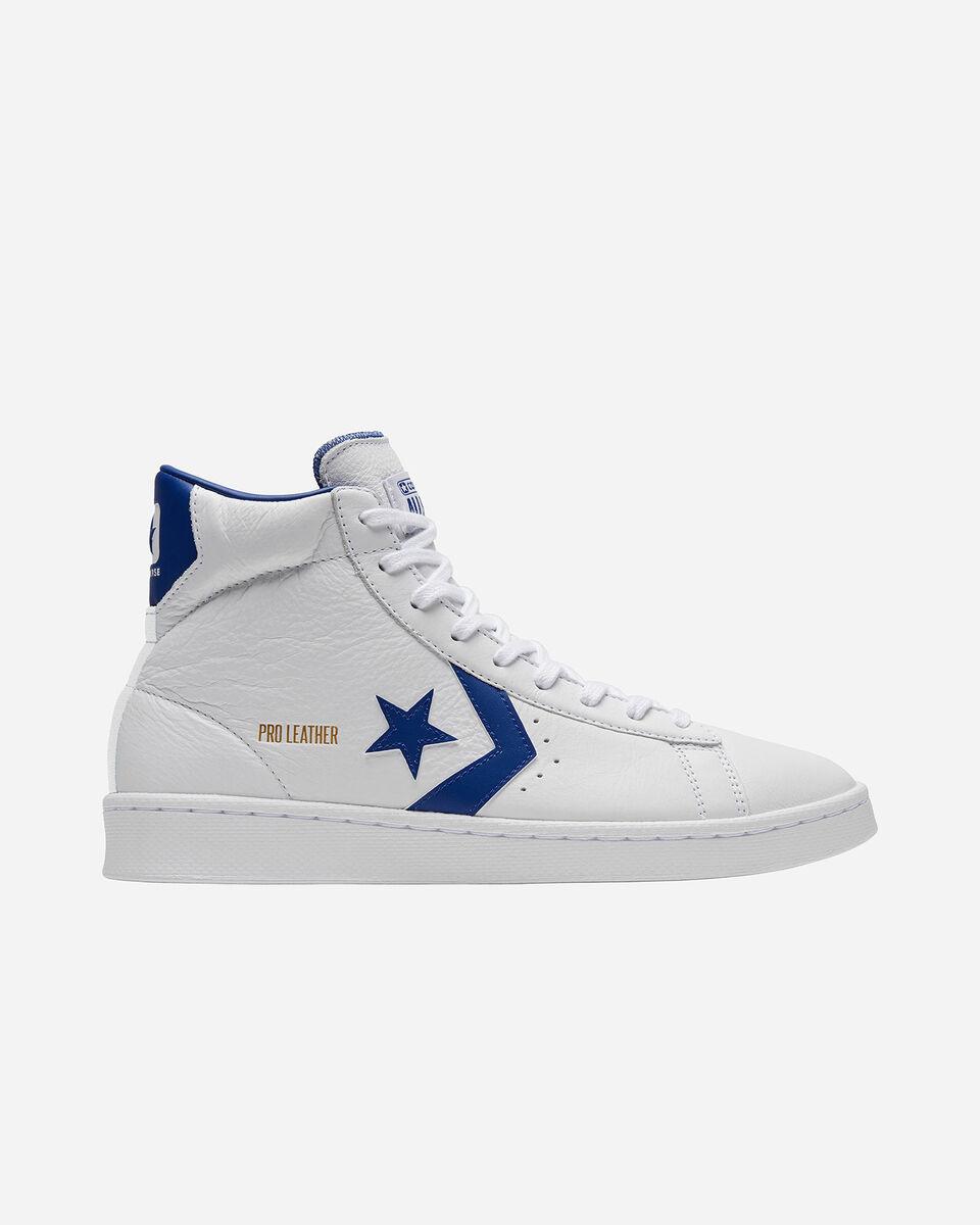 Scarpe sneakers CONVERSE PRO LEATHER M S5271029 scatto 0