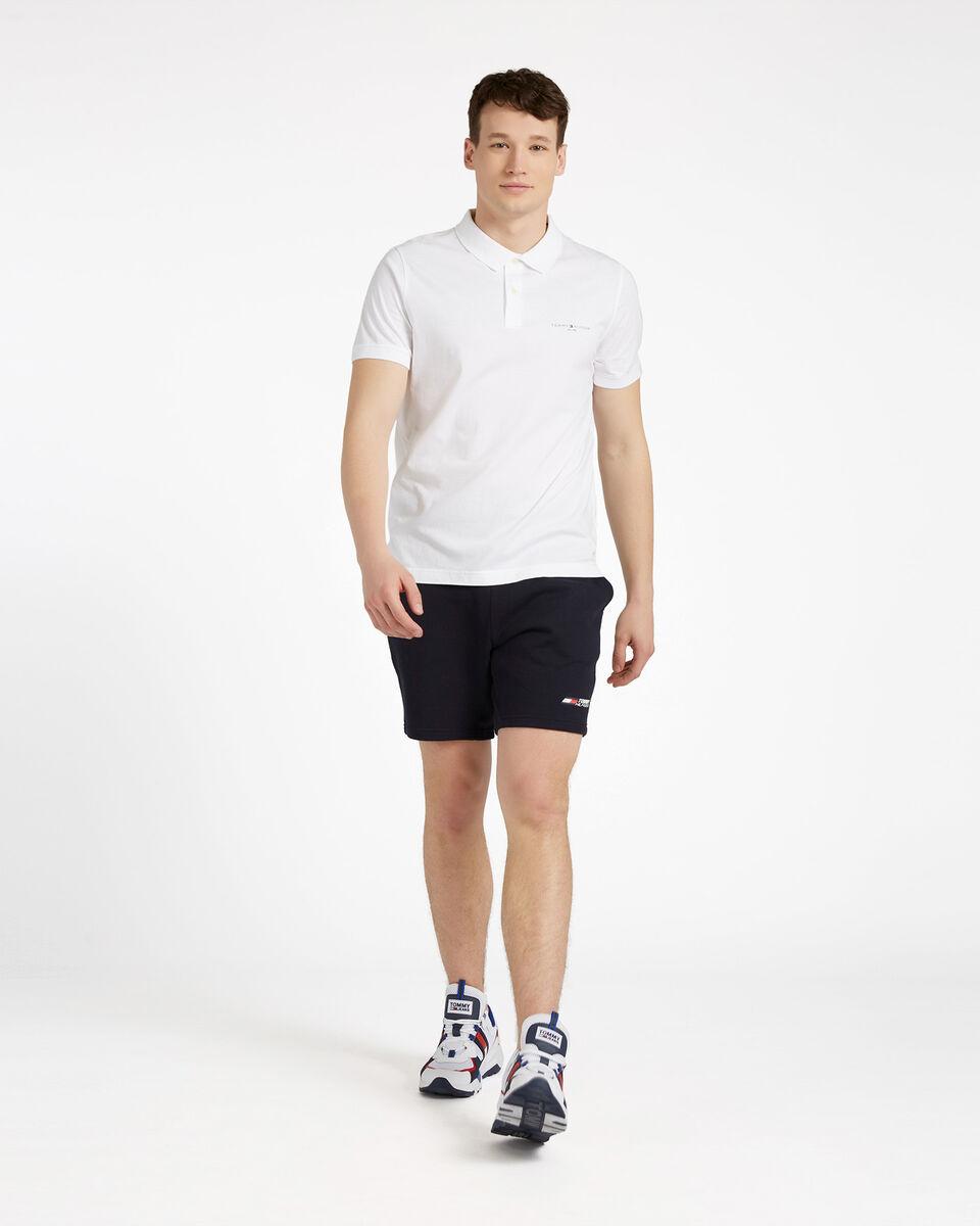 T-Shirt TOMMY HILFIGER CLEAN SLIM M S4089536 scatto 3
